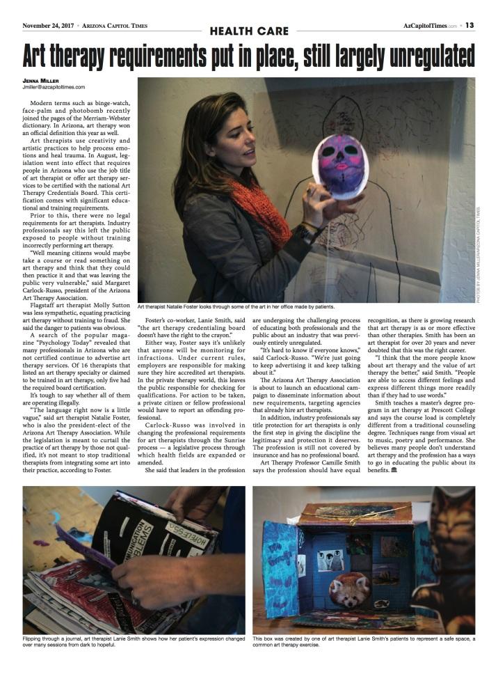 cap times article